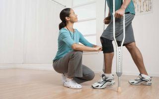 Восстановление разрыва связок коленного сустава: методы лечения, сроки реабилитации, возможные осложнения