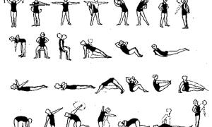 Упражнения при протрузии для разных отделов позвоночника